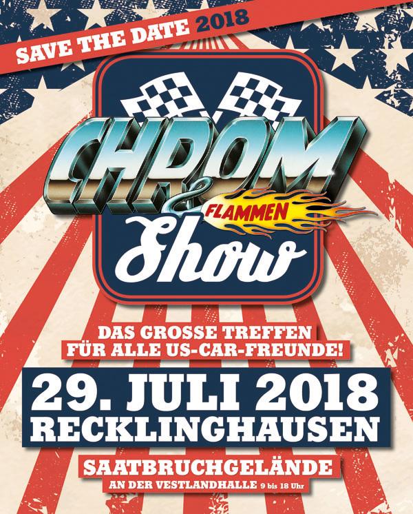 CHROM & FLAMMEN SHOW 2018