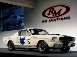 Der Ur-Shelby-GT350