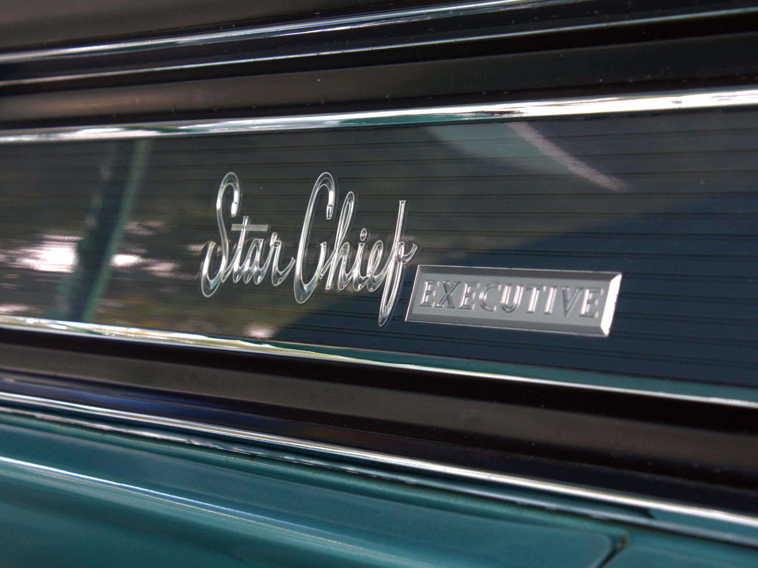 1966er Pontiac Star Chief Executive