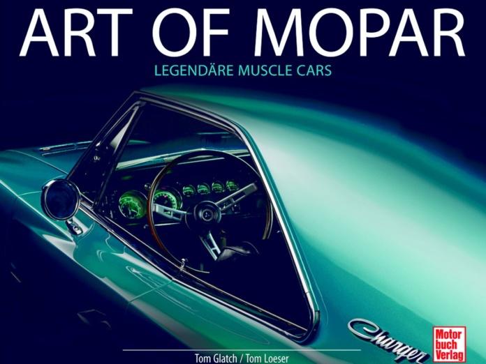 Mopar Cars Art of Mopar