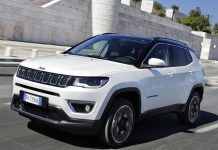 Jeep, Compass Limited