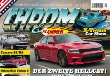 CHROM & FLAMMEN Ausgabe 01/2015
