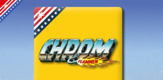 CHROM & FLAMMEN Lese-App