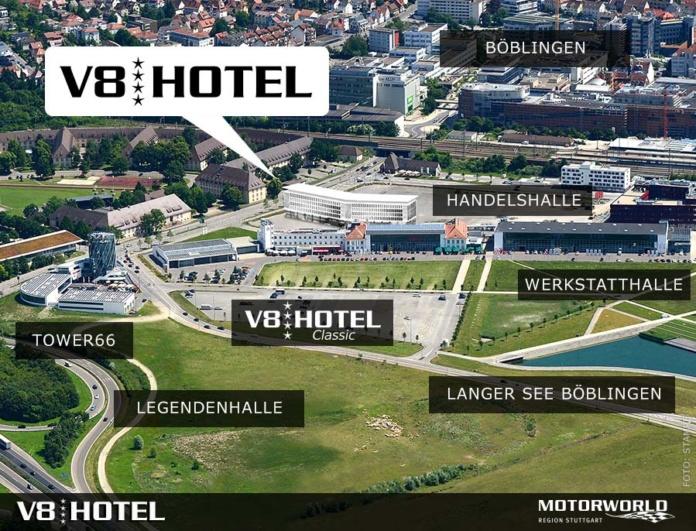 V8 Hotel