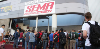 CHROM & FLAMMEN Leserreise zur SEMA Show 2018 in Las Vegas