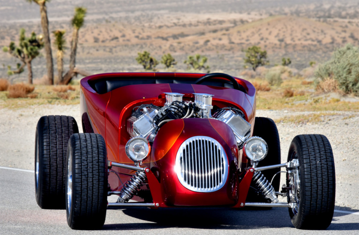 Hoffmann Ford Roadster