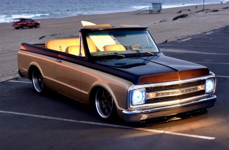 1970 Chevrolet Blazer Cabrio
