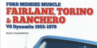 Ford midsize muscle Buch