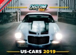 CHROM & FLAMMEN Kalender 2019