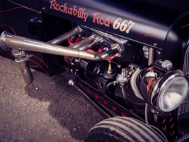 Rockabily Rod 667