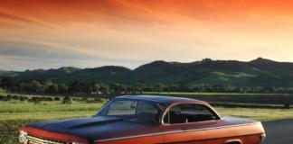 1962er Chevrolet Bel Air
