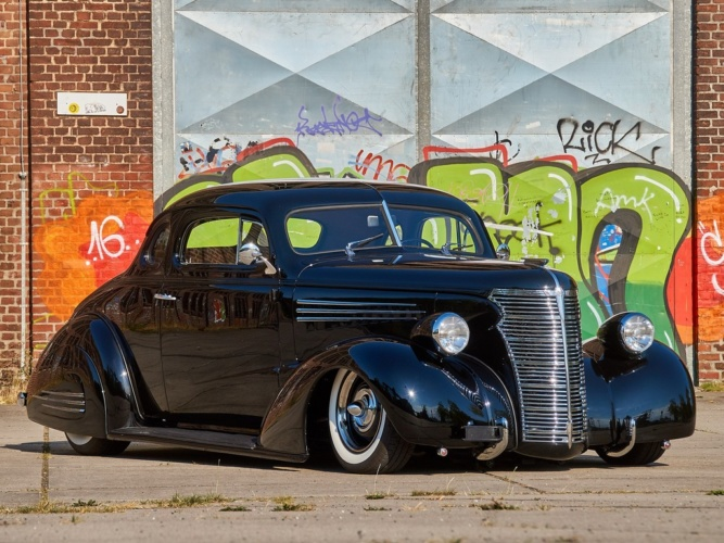 1938 Chevy Businesss Coupe 2018