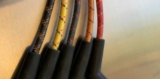 Vintage Wires Zündkabel