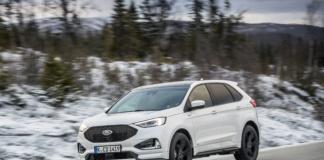 Neuer Ford Edge