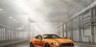Mustang 2020
