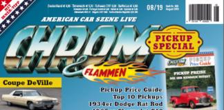 CHROM & FLAMMEN 08/2019
