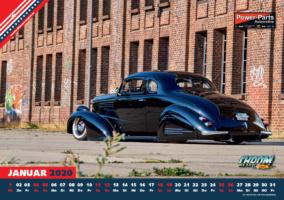 CHROM&FLAMMEN Kalender 2020