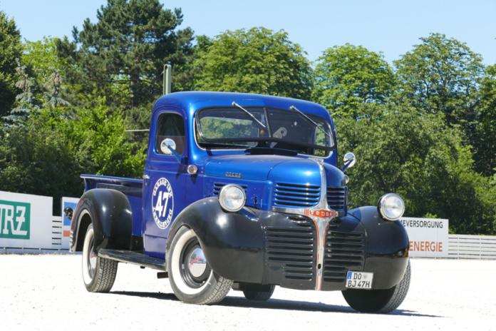 Dodge WD Pickup