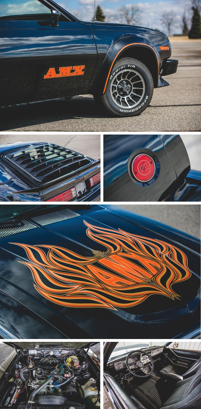 1979er AMC AMX