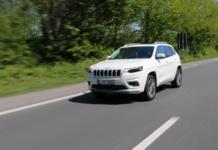 Jeep Cherokee MultiJet Overland