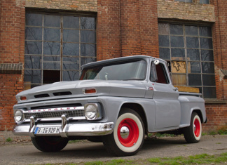 Chevrolet C10 Stepside Custum
