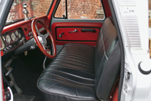 Chevrolet C10 Stepside Custum