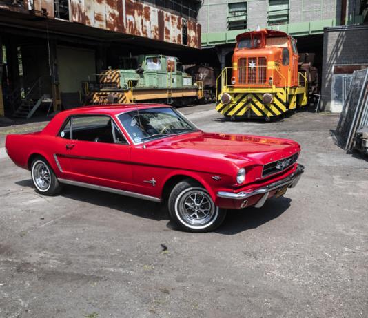 Ponycar 1964er Mustang