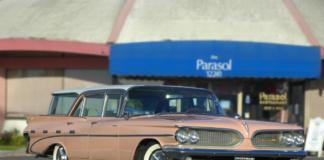 1959er Pontiac Bonneville Safari