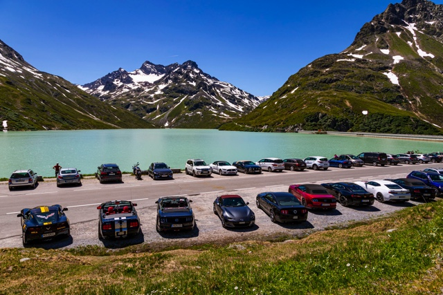 US Car Ausfahrt - Urlaub mit dem Oldtimer
