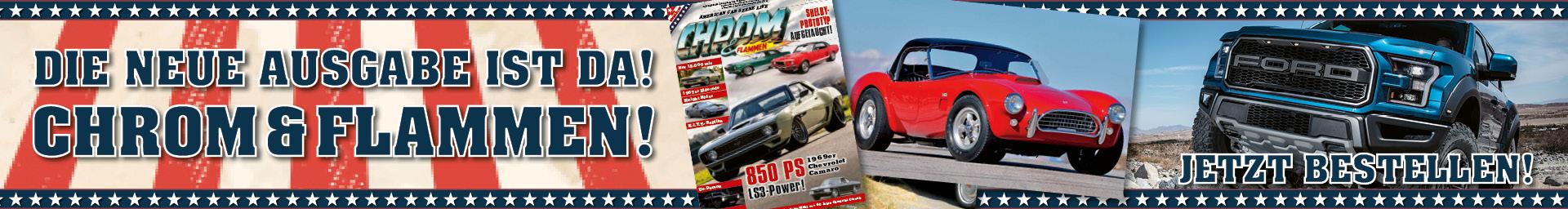 Chrom&Flammen Ausgabe 3/2020