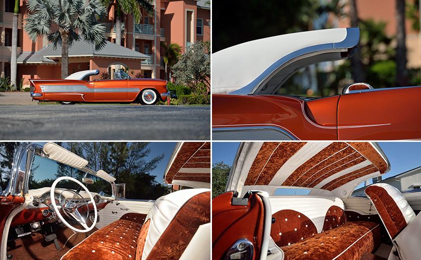 1955 Chevrolet Aztec Zustand