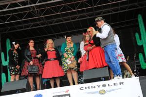 Die CHROM & FLAMMEN SHOW 2020 findet am 12. Juli statt. Auch in diesem Jahr gibt es bei dem Rockabella-Contest tolle Preise zu gewinnen.