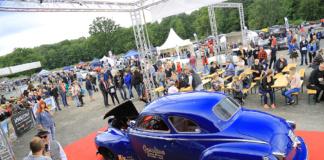 Am 12. Juli findet die CHROM & FLAMMEN SHOW 2020 in Recklinghausen statt.