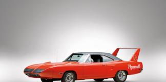 1970er Plymouth Superbird