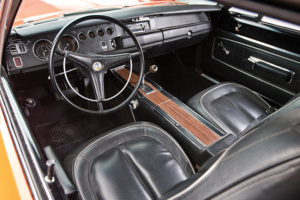 Plymouth Superbird Interieur