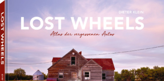 Lost Wheels Cover