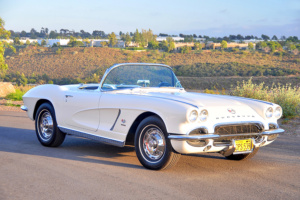 1962er Chevrolet Corvette Fuel Injection