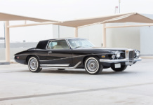 Boutique Cars - Stutz Blackhawk