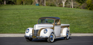 "1937er Ford Pickup ""FoMoCo Freighter"""
