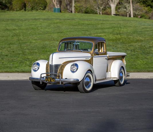 "1937er Ford Pickup ""FoMoCo Freighter"""