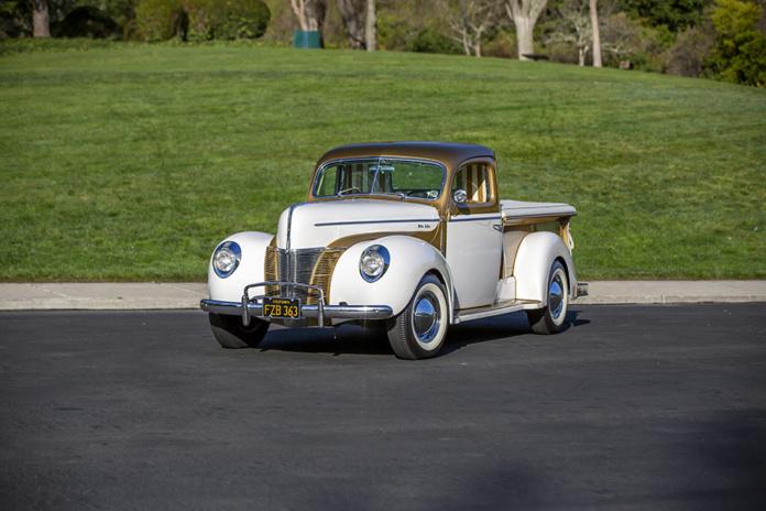 1937er Ford Pickup