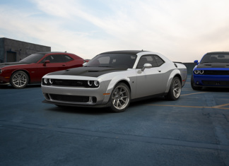 2020 Dodge Challenger: New 50th Anniversary Commemorative Edition, available on Challenger R/T, R/T Scat Pack and R/T Scat Pack Widebody models, offers select 50th Anniversary Limited Edition touches.