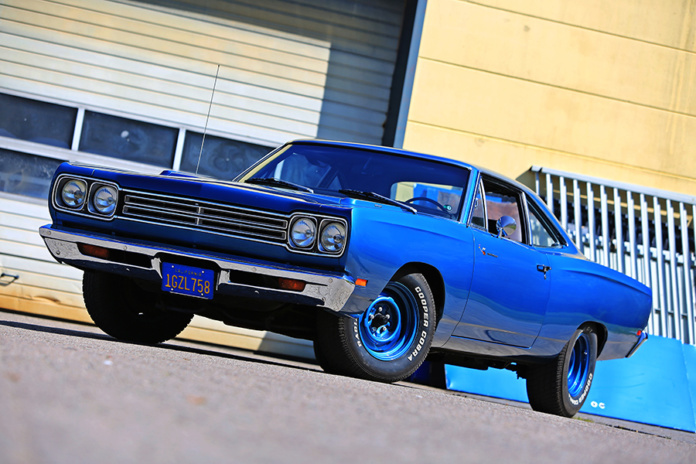 1969er Plymouth Road Runner