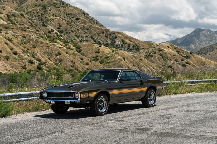 1969er Ford Mustang Shelby GT350 H