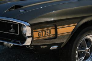 Detailaufnahme Ford Mustang