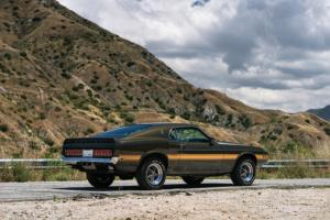 Ford Mustang Black Jade