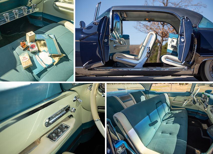 Cadillac Eldorado Brougham Interior