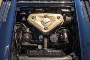 Der 325 PS starke V8 mit zwei Vierfachvergasren entsprach dem Eldorado-Serienstandard.