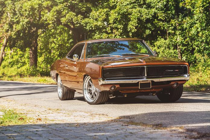 1969er Dodge Charger