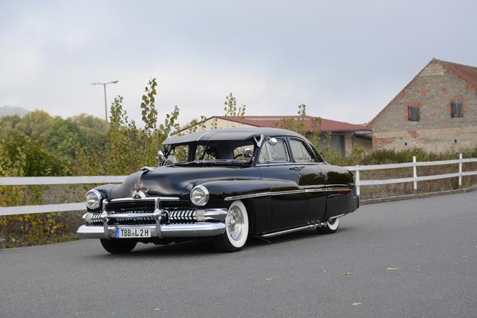 1951er Mercury Sport Sedan